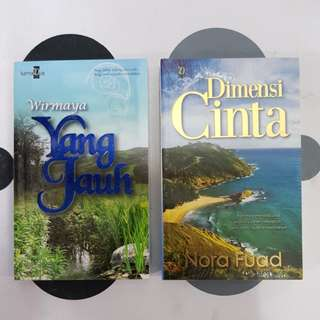 Malay Novel (2 titles)