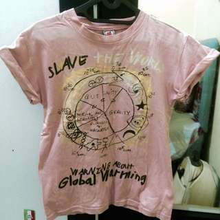 Kaos Slave The World