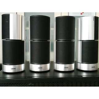 Bose® Loewe Concertos Speakers Made in Germany.
