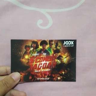 JOOX VIP 1 Month