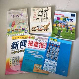 Chinese Books SALE
