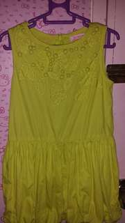 Preloved gingersnaps dress
