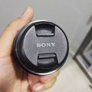Sony SEL 35mm F/1.8 Lense For Sale