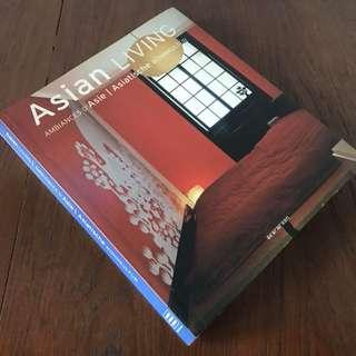 House Decor book - Asian Living