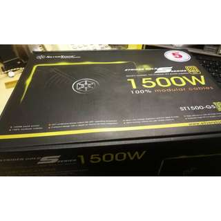 Silver stone silverstone 1500W power supply (1500W PSU)