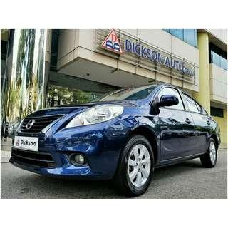 Nissan Almera 1.5 Auto Comfort