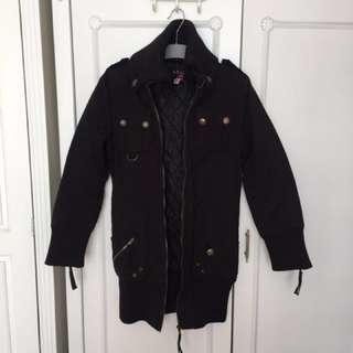 Coat jaket outer winter autumn