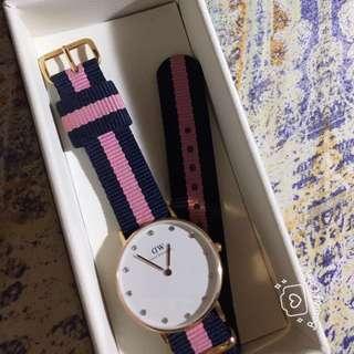 DW手錶😍