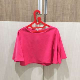Simple Flare Top