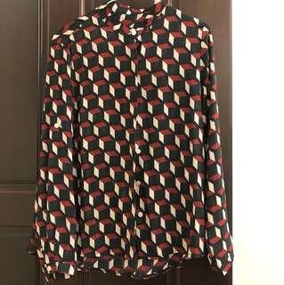 🚚 集合中山領襯衫