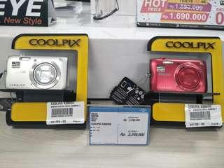 Nikon Coolpix A300 Bisa Dikredit Proses 30 Menit