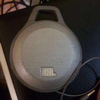 JBL CLIP+ BLUETOOTH OR WIRED SPEAKER