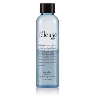 Purity Made Simply Just Release Me Eye Makeup Remover 6 fl oz/ 180 ml