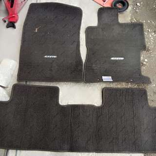 Car Carpet Honda fd