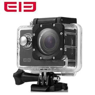 Original Elephone ELE Explorer 2 inches WiFi Action Camera with Allwinner V3 Chipset OV4689 16.0MP Image Sensor