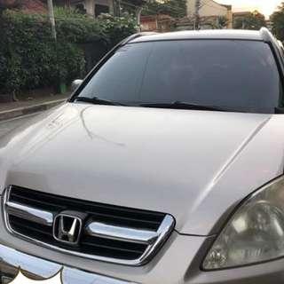 CRV 4x4 2004