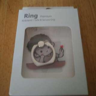 Ring stent
