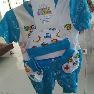 Reprice!! Set Baju baby