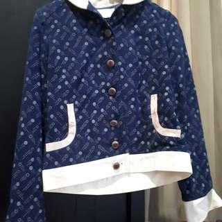 Blazer /jaket bahan