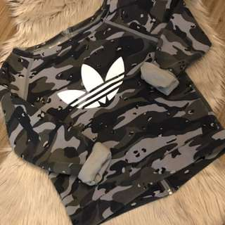 Girls Adidas Sweater