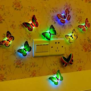 Led butterfly