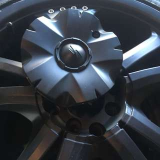 205/40zr17 tires and rims