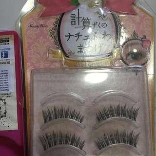 False eyelashes lashes 2 pairs from SASA NEW