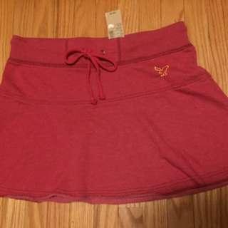 American eagle pink skirt