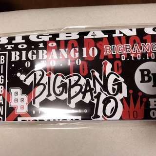 Bigbang 日本Lawson goods