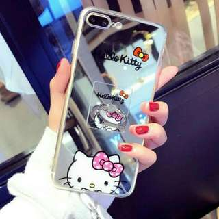 Pre-order Hello Kitty With Ring Mirror Case