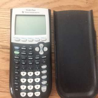 Graphing Calculator Ti-84 Plus