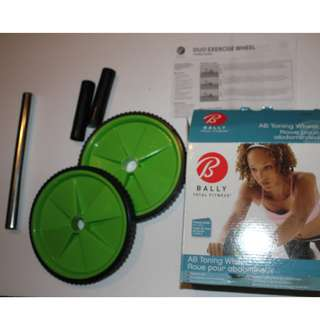 Bally Ab Roller Workout Tool