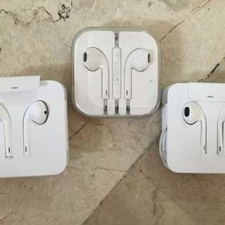 Original iphone earpods