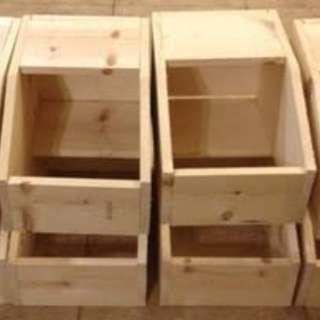 Nesting box tempat melahirkan kelinci