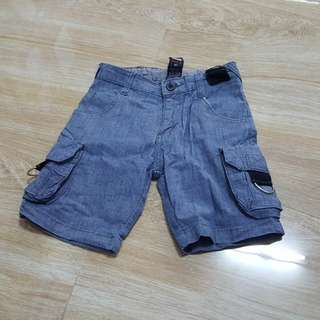 Preloved Cargo Shorts 2 years old