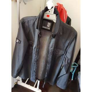 Used Men's Industry Jacket (Large)