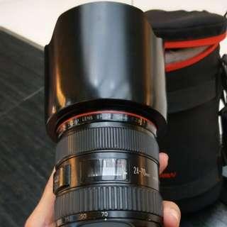 Canon 24-70mm 2.8 usm