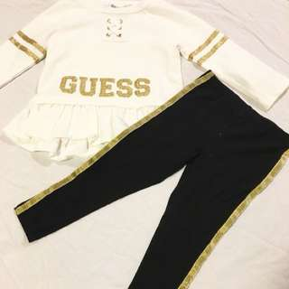 Girls Guess Set