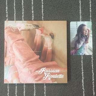 Red Velvet Russian Roulette Album