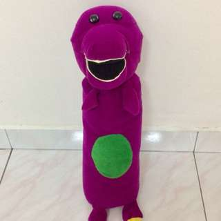 Barney's booster