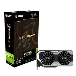 Palit GeForce GTX 1060 6GB Super JetStream gtx1060