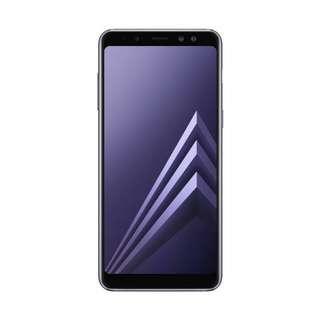 Samsung Galaxy A8+ 2018 Smartphone [64 GB/ 6 GB]  - Cicilan tanpa kartu Kredit