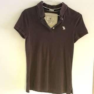 (降價)Abercrombie and fitch 短袖polo衫