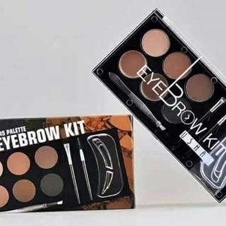Ushas Matte Eyebrow Kit