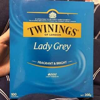 TWININGS Lady Grey 茶包