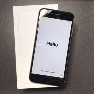 iphone6/太空灰/16G