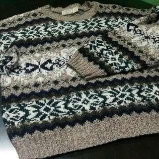 Unisex Bugle Boy Company Sweater