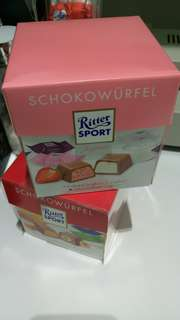 德國Ritter Sport 朱古力 Chocolate