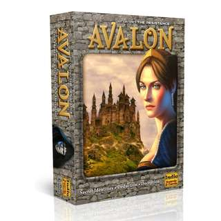 🆕 The Resistance: Avalon Social Deduction Game