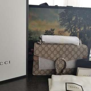 BRAND NEW! 100% AUTHENTIC Gucci Small Dionysus